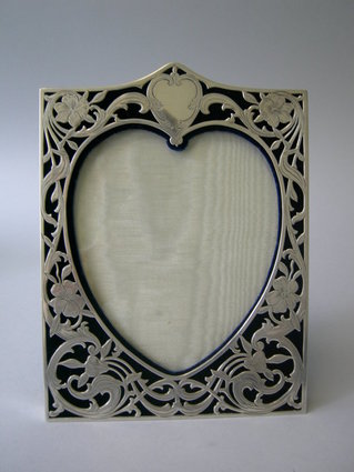 Cheap Picture Frames Silver Picture Frame